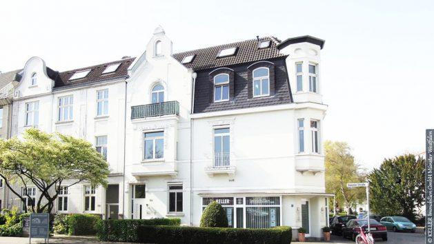 Das Maklerbüro in Münster Westfalen, NRW.