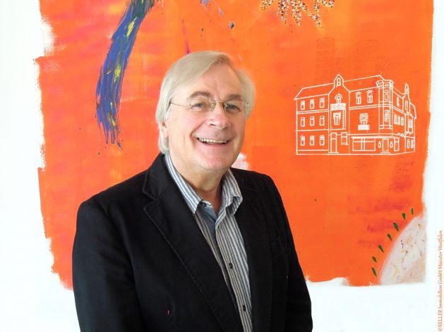 Gründer und Geschäftsführer der KELLER Immobilien GmbH